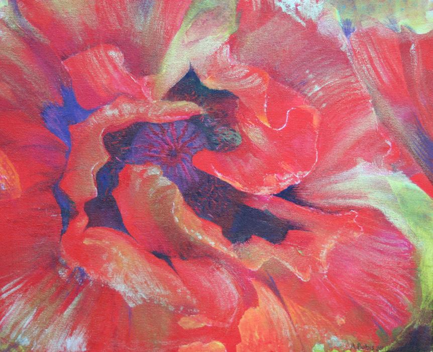 """""""Poppy"""", 2012"""